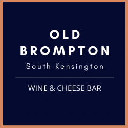 Old brompton wine and cheese
